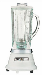 Waring Pro® Professional Food and Beverage Blender Quiet White Model PBB201
