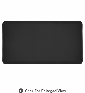 Wellness Mats 4' Fitness Mat Black
