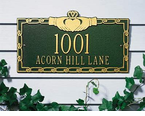 Whitehall   Claddagh Address Plaques