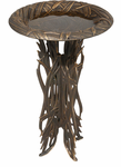 Whitehall   Dragonfly Birdbaths with Pedestal