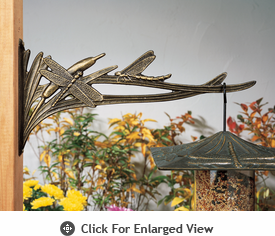 Whitehall Dragonfly Nature� Hook French Bronze