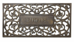 Whitehall  Filigree Rectangle  Door Mats
