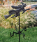 Whitehall  Flying Witch Garden Weathervanes