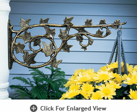 Whitehall Ivy Nature� Hook French Bronze
