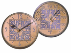 Whitehall   Minutes & Degrees�  Thermometers and Clocks