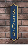 Whitehall   Norfolk Vertical/Horizontal  Address Plaques
