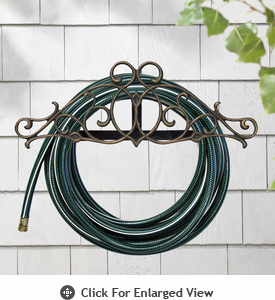 Whitehall Oil Rub Tendril Hose Holder