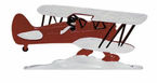 "Whitehall   Rooftop or Garden  30"" Airplane Weathervanes"