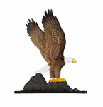 "Whitehall  Rooftop or Garden  30"" Eagle Weathervanes"