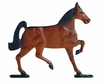 "Whitehall   Rooftop or Garden  30"" Horse Weathervanes"