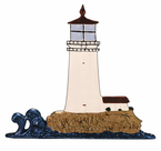 """Whitehall   Rooftop or Garden  30"""" Lighthouse Weathervanes"""