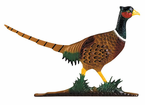"Whitehall   Rooftop or Garden  30"" Pheasant Weathervanes"