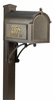 Whitehall Superior Mailboxes Bronze