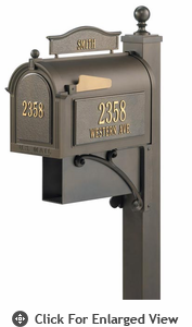 Whitehall Ultimate Mailboxes