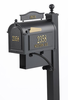 Whitehall Ultimate Mailboxes Black