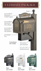 Whitehall Ultimate Mailboxes Bronze