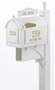 Whitehall Ultimate Mailboxes White