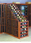 Wine Cellar Innovations  Waterfall Wine Cellar Rack