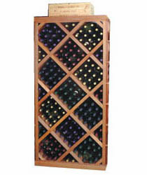 Wine Cellar Innovations  Wine Cellar Diamond Bin w/ Face Trim