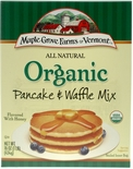 All Natural Organic Pancake & Waffle Mix 16 oz.