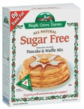 Maple Grove Farms All Natural Sugar Free Pancake & Waffle Mix 8.5 oz.