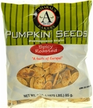 Amaral's Bakery Spicy Roasted Pumpkin Seeds 3 oz.