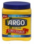 Argo 100% Pure Corn Starch 16 oz.