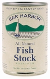 * Bar Harbor All Natural Fish Stock 15 oz.
