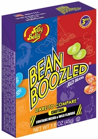 BeanBoozled Jelly Beans 3rd Edition Value 3 Pack (1.6 oz. ea.)