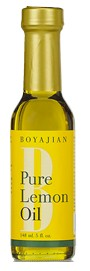 Boyajian Pure Lemon Oil 5 oz.