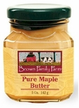 Brown Family Farm Pure Maple Butter 5 oz.