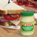 * Cains Sandwich Spread 15 oz.