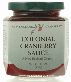 * Colonial Cranberry Sauce 12 oz. by New England Cranberry