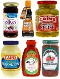Condiments, Sauces, Dressings, & More