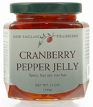 * Cranberry Pepper Jelly 12 oz. by New England Cranberry