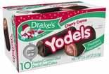 Drake's Limited Edition Cherry Creme Yodels (2 Boxes)