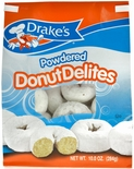Drake's Powdered Donut Delites (2 Bags)