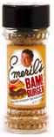 Emeril's BAM! Burger Hamburger Seasoning 3.72 oz.
