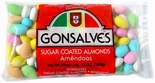 Gonsalves Sugar Coated Almonds 12 oz.
