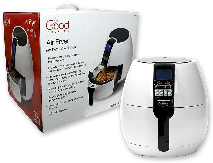 Deep vegetable use oil can fryer
