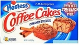 Hostess Cinnamon Streusel Coffee Cakes (2 Boxes)