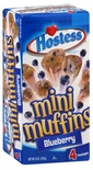 Hostess Mini Muffins Blueberry (2 Boxes)