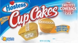 * Hostess Orange Cup Cakes (2 Boxes)