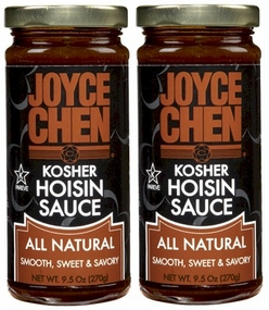 Joyce Chen Hoisin Sauce 9.5 oz. (2 Bottles)