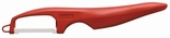Kyocera Double Edge Vertical Peeler, Red
