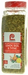 Lawry's Key West Style Seasoning Lemon, Basil & Thyme 20 oz.