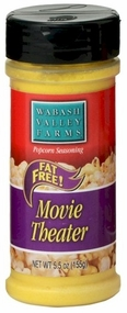 * Movie Theater Style Popcorn Seasoning 5.5 oz.