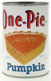 One-Pie Pumpkin 15 oz.