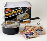 Outdoor Popcorn Poppers