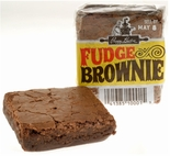 Peggy Lawton Fudge Brownies 12/2 oz. Case